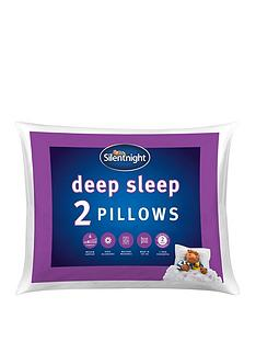 Silentnight Deep Sleep Pillows (2 Pack)