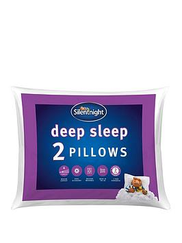 Silentnight Deep Sleep Pillows (Pair)