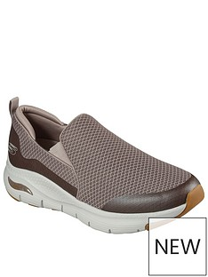 skechers-arch-fit-banlin-taupenbsp