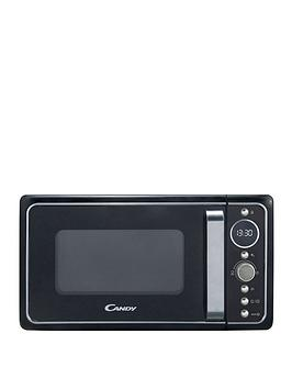 Candy Divo 20L 700W Solo Microwave - Matt Black