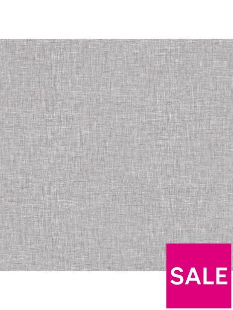 arthouse-grey-linen-texture-peel-stick-wallpaper