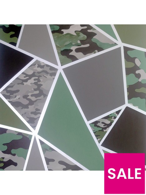 arthouse-camo-fragments-green-wallpaper