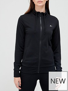 only-play-high-neck-zip-thru-jacket-black