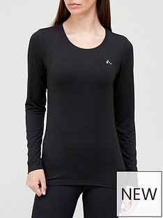 only-play-long-sleeve-training-t-shirt-black
