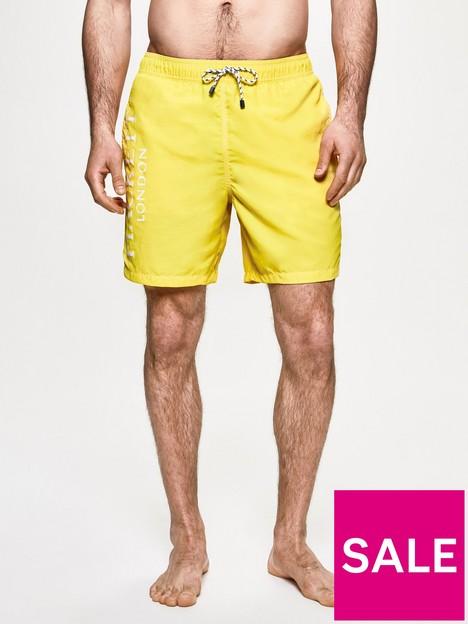 hackett-logo-swim-shorts