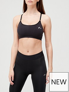 only-play-seamless-sports-bra-black