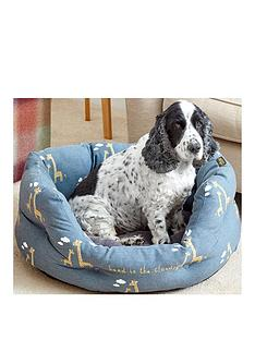 zoon-head-in-the-clouds-oval-pet-bed--nbspmedium