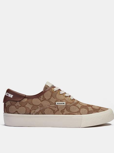 coach-citysole-skate-jacquard-trainers-brown