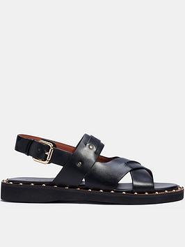 coach-gemma-leather-sandalsnbsp--black