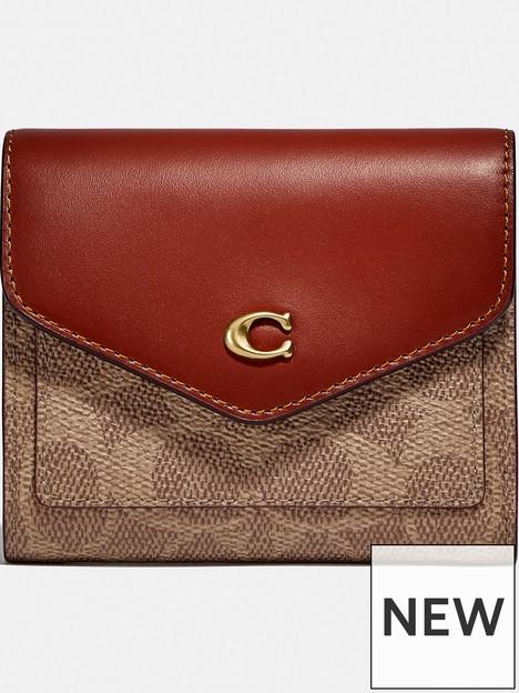 coach-wyn-colourblock-coated-canvas-signature-small-purse-multi