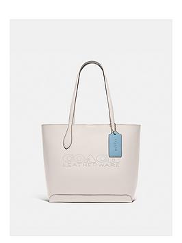 coach-penn-tote-bag-white