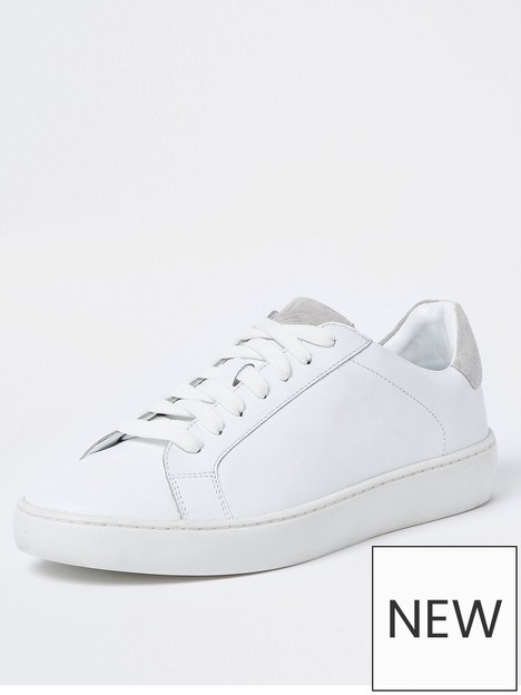river-island-leather-trainers-white