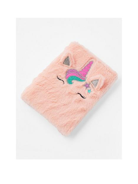 accessorize-fluffy-unicorn-notebook