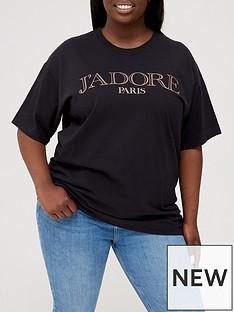 ax-paris-curve-jadore-t-shirt-blacknbsp