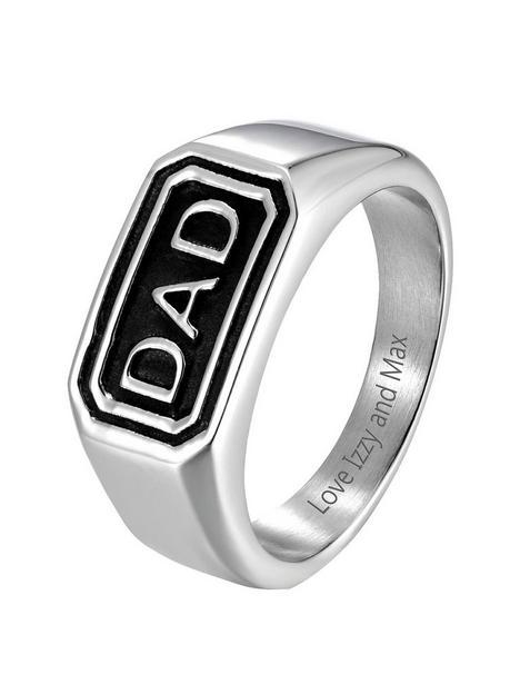 mens-personalised-embossed-dad-ring