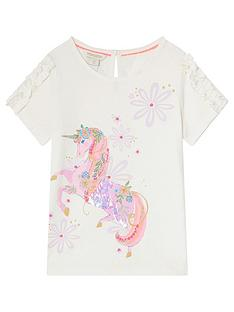 monsoon-girls-unicorn-floral-top-ivory