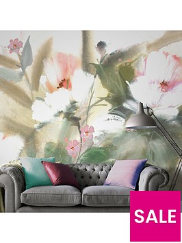 art-for-the-home-expressive-floral-lush-wall-mural