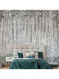 art-for-the-home-painterly-woods-shadow-wall-mural