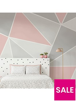art-for-the-home-trinity-geo-blush-wall-muralnbsp