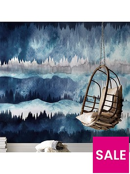 art-for-the-home-the-horizon-midnight-wall-muralnbsp