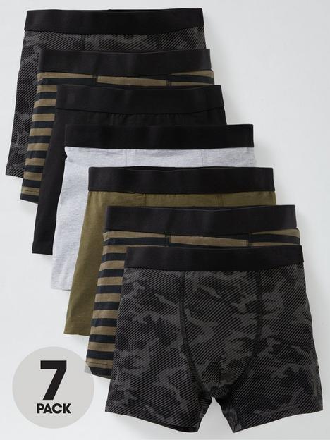 v-by-very-boys-7-pack-trunks-khaki