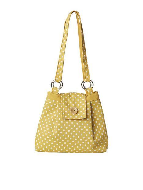 joe-browns-sweet-vintage-polka-dot-bag-lemon