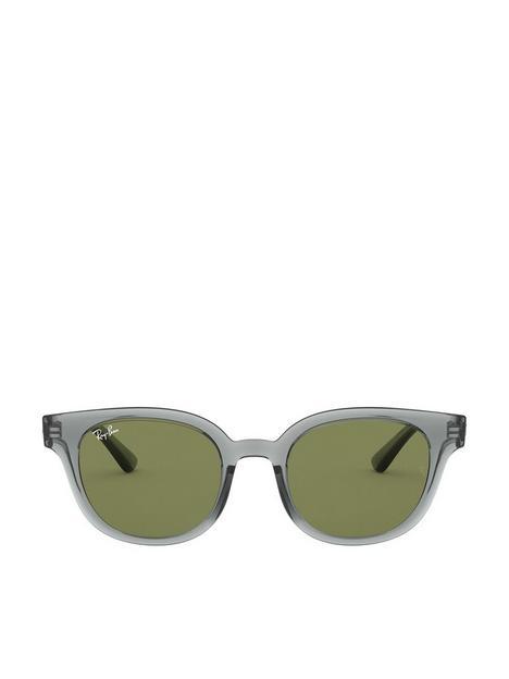 ray-ban-round-sunglasses-grey