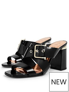 ted-baker-buckle-mule-sandal