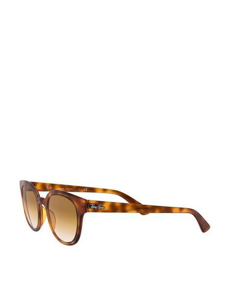 ray-ban-round-sunglasses-brown