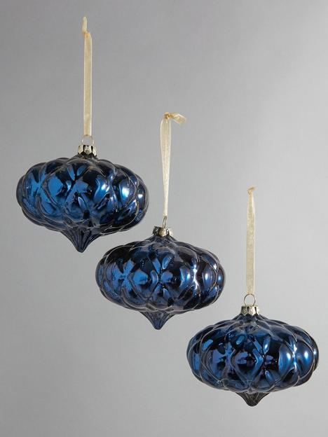 midnight-blue-onion-glass-baubles-set-of-3