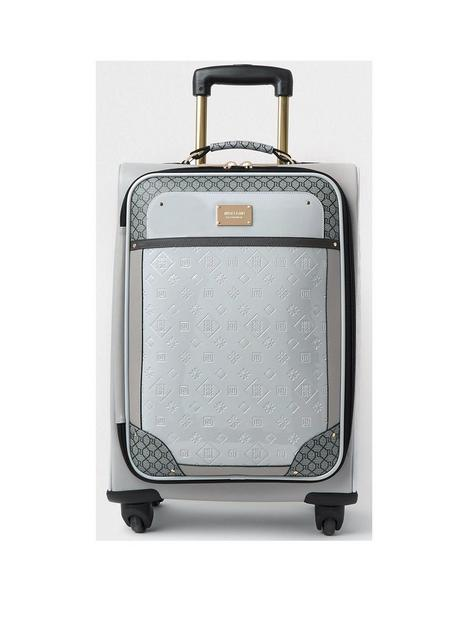 river-island-patent-embossed-suitcase