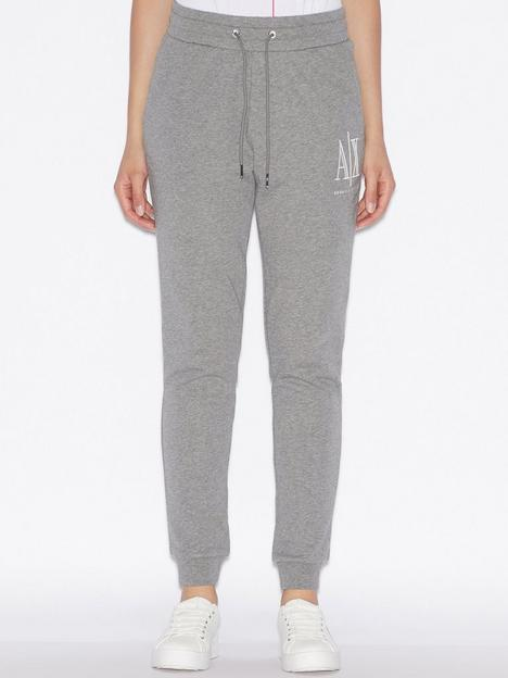armani-exchange-armani-exchange-100-cotton-logo-jogger-grey