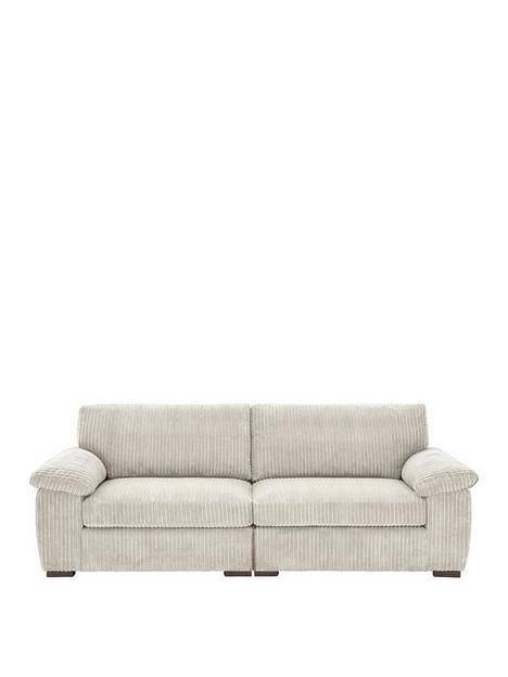 amalfi-4-seater-fabric-sofa-silver