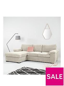 amalfi-standard-3-seater-fabric-left-hand-chaise-sofa-silver