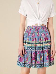 monsoon-kitty-print-skirt