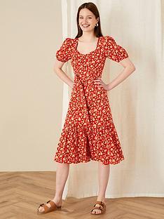 monsoon-floral-print-tiered-midi-dress