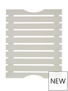 premier-housewares-slatted-duckboard-white-wood-matte-finish