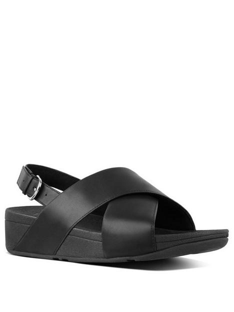 fitflop-lulu-back-strap-wedge-sandalsnbsp--black