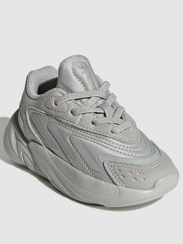 adidas-originals-unisex-infant-ozelia-trainers-grey