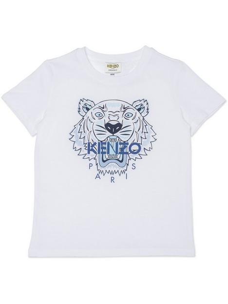 kenzo-boy-tiger-logo-t-shirt-white