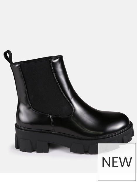missguided-missguided-lego-sole-chelsea-boot-black