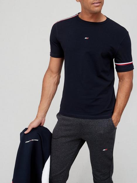 tommy-sport-tape-seasonal-t-shirt-navyredwhite
