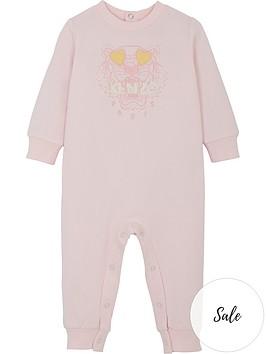 kenzo-kenzo-baby-girl-tiger-babygrow-light-pink