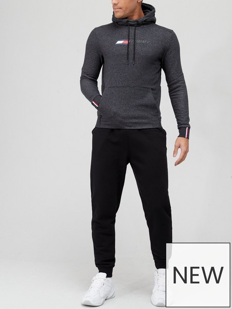 tommy-sport-sport-logo-fleece-hoodie-grey