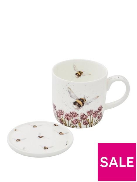 royal-worcester-mug-coaster-set