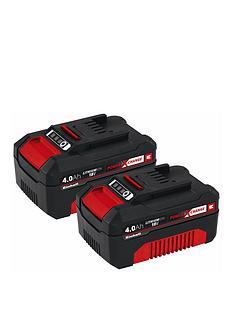 einhell-einhell-power-tool-expert-2-x-4ah-batteries-in-blister-pack
