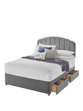 Product photograph showing Silentnight Base Only King Divan - Small Double
