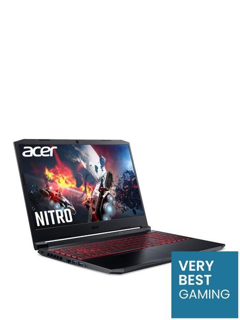 acer-nitro-5-gaming-laptop-156in-fhd-ips-144hznbspgeforce-gtx-1650-intel-core-i5-11300h-8gb-ramnbsp512gb-ssdnbsp--black