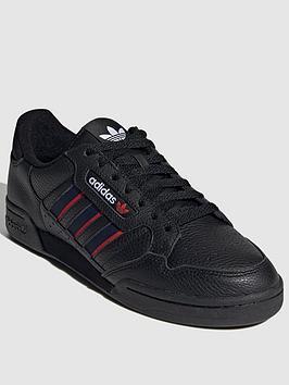 adidas-originals-continental-80-stripes-blackredblue