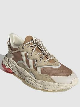 adidas-originals-ozweego-brownwhite